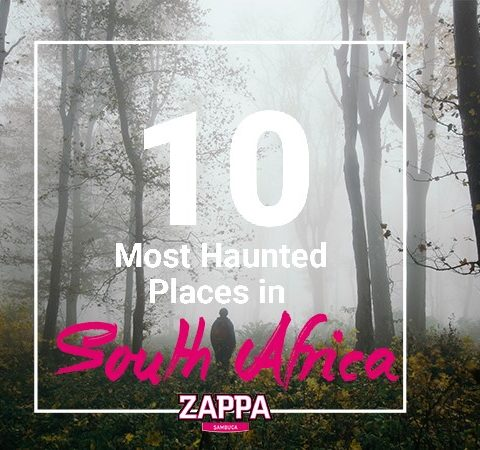 10 Top Haunted Places