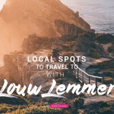 Why is local travel so special in South Africa
